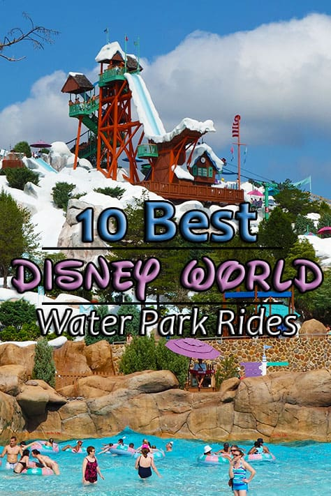 10 Best Disney World Water Park Rides