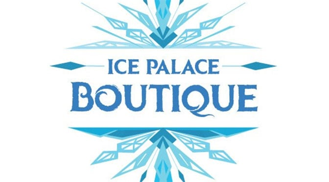 Ice Palace Boutique Disney Hollywood Studios Frozen Makeover