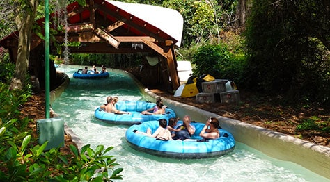 Blizzard Beach closes some slides, some park hours extended and Fantasmic added for February