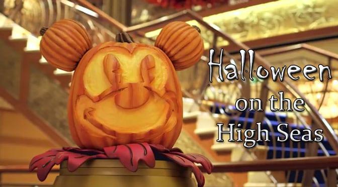 Disney Cruise Line Halloween on the High Seas