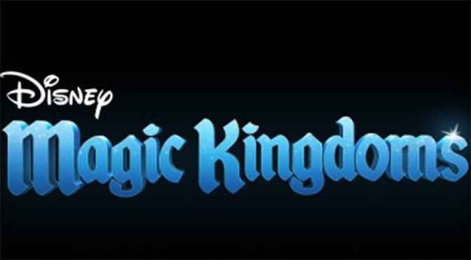 Disney Magic Kingdoms mobile game