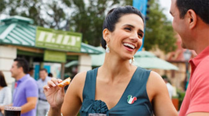 Epcot International Food and Wine Festival Celebrates 20 Delicious Years with Future World Expansion,New Marketplaces and ABC The Chew