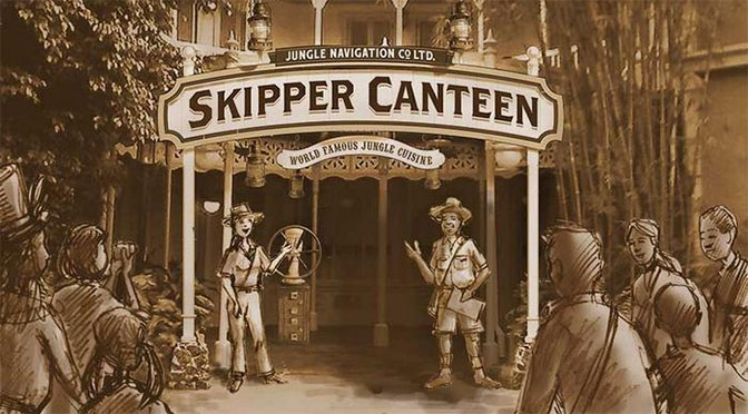 Jungle Cruise Skipper Canteen coming to Magic Kingdom in Walt Disney World