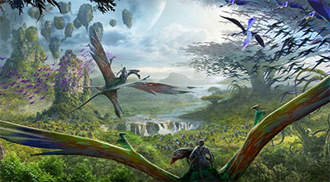 Pandora – the World of Avatar coming to Animal Kingdom