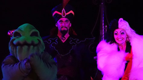 Hocus Pocus Villain Spelltacular at Mickey's Not So Scary Halloween Party 2015 (26)