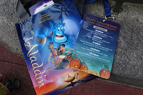 Mickey's Not So Scary Halloween Party at Walt Disney World's Magic Kingdom 2015 (11)