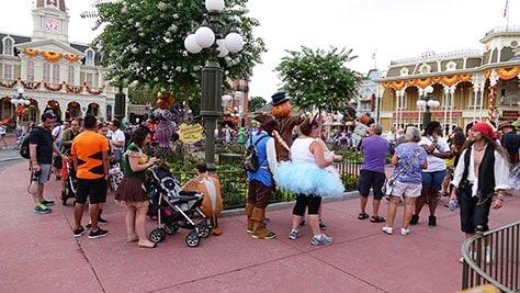 Mickey's Not So Scary Halloween Party at Walt Disney World's Magic Kingdom 2015 (13)