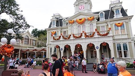 Mickey's Not So Scary Halloween Party at Walt Disney World's Magic Kingdom 2015 (19)