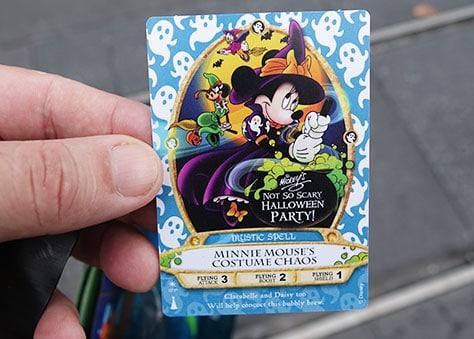 Mickey's Not So Scary Halloween Party at Walt Disney World's Magic Kingdom 2015 (20)