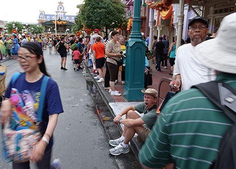 Mickey's Not So Scary Halloween Party at Walt Disney World's Magic Kingdom 2015 (21)
