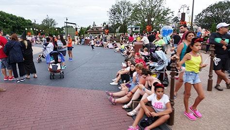 Mickey's Not So Scary Halloween Party at Walt Disney World's Magic Kingdom 2015 (23)