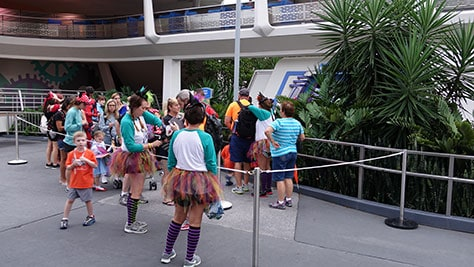Mickey's Not So Scary Halloween Party at Walt Disney World's Magic Kingdom 2015 (25)