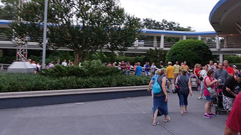 Mickey's Not So Scary Halloween Party at Walt Disney World's Magic Kingdom 2015 (29)