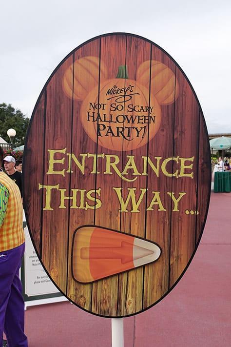 Mickey's Not So Scary Halloween Party at Walt Disney World's Magic Kingdom 2015 (3)