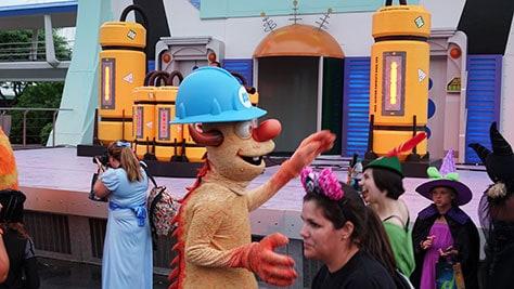 Mickey's Not So Scary Halloween Party at Walt Disney World's Magic Kingdom 2015 (31)