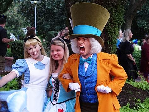 Mickey's Not So Scary Halloween Party at Walt Disney World's Magic Kingdom 2015 (35)