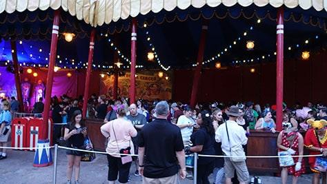 Mickey's Not So Scary Halloween Party at Walt Disney World's Magic Kingdom 2015 (42)