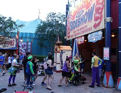 Mickey's Not So Scary Halloween Party at Walt Disney World's Magic Kingdom 2015 (44)