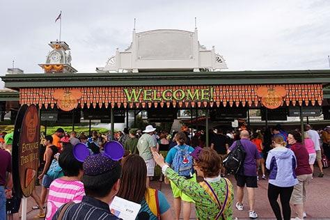 Mickey's Not So Scary Halloween Party at Walt Disney World's Magic Kingdom 2015 (5)