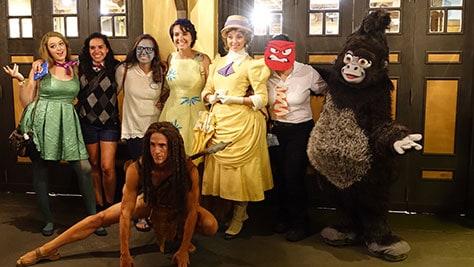 Mickey's Not So Scary Halloween Party at Walt Disney World's Magic Kingdom 2015 (53)