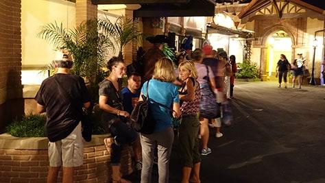 Mickey's Not So Scary Halloween Party at Walt Disney World's Magic Kingdom 2015 (54)