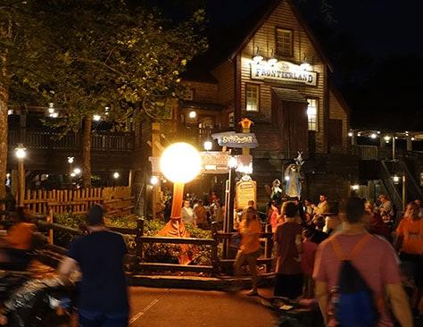 Mickey's Not So Scary Halloween Party at Walt Disney World's Magic Kingdom 2015 (60)