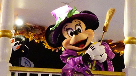 Mickey's Not So Scary Halloween Party at Walt Disney World's Magic Kingdom 2015 (73)