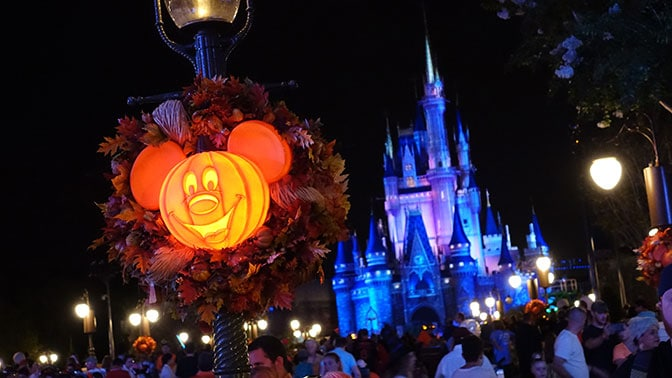 2016 Mickey's Not So Scary Halloween Party dates and costume guidelines