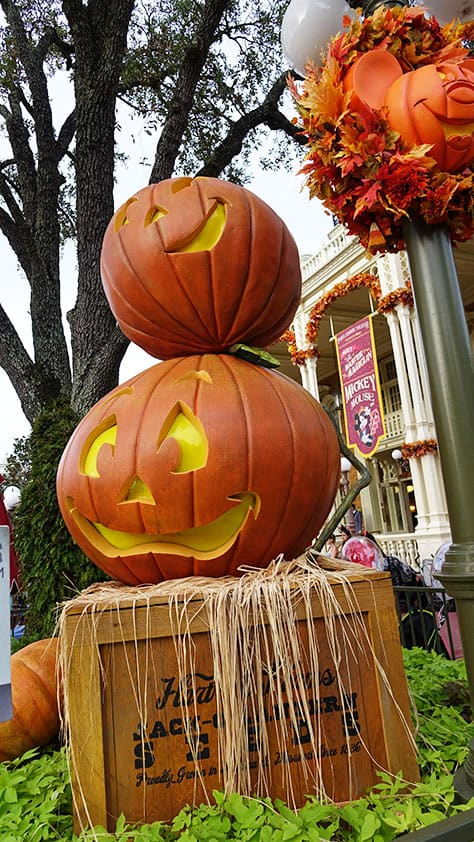 Mickey's Not So Scary Halloween Party at Walt Disney World's Magic Kingdom 2015 (9)