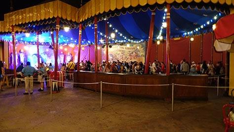 Mickey's Not So Scary Halloween Party at Walt Disney World's Magic Kingdom 2015 (94)