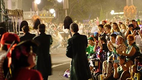 Mickey's Not So Scary Halloween Party at Walt Disney World's Magic Kingdom 2015 (97)