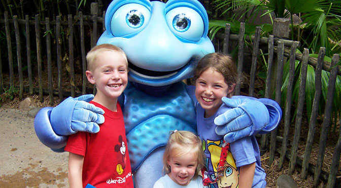 Flik is returning for meet and greets