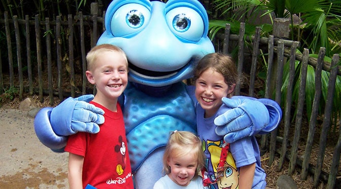 Flik returning to Disney's Animal Kingdom