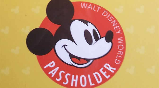 First look at new annual pass design and information folder