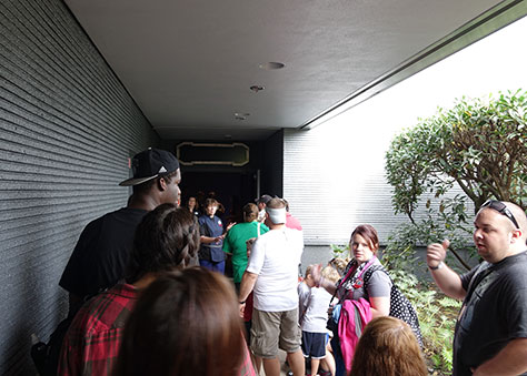Star Wars Launch Bay outer queue at Disney's Hollywood Studios (31)