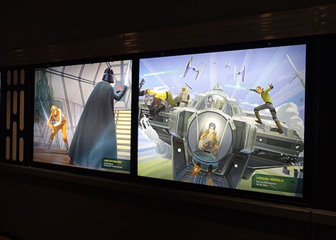 Star Wars Launch Bay outer queue at Disney's Hollywood Studios (60)