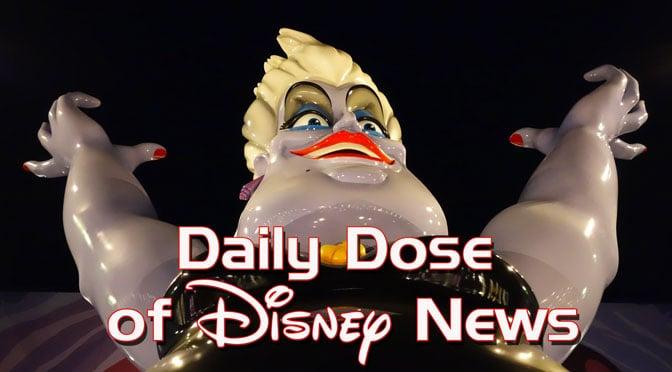 Daily Dose of Disney News