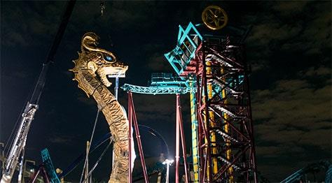 Cobra's curse at Busch Gardens tampa
