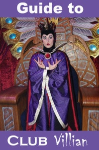 Complete Guide to Club Villain at Disney's Hollywood Studios pin