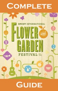 Complete Guide to Epcot Flower and Garden Festival pin