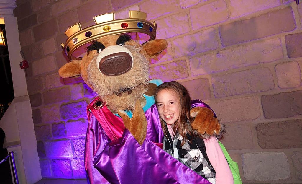DVC 25th Anniversary Party at Magic Kingdom in Disney World Prince John #dvc25