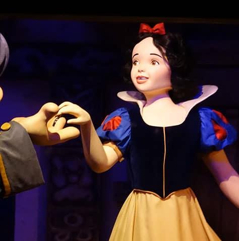 DVC 25th Anniversary Party at Magic Kingdom in Disney World Prince John, Friar & Robin Hood