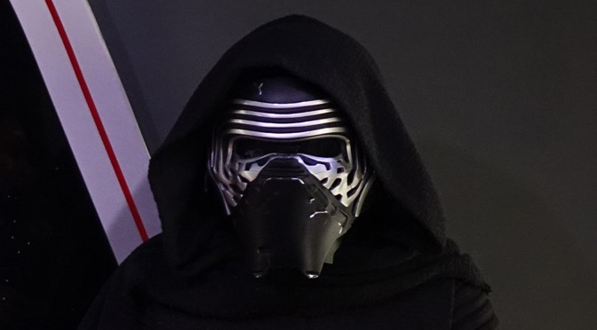 How to meet Kylo Ren at Disney Hollywood Studios Launch Bay