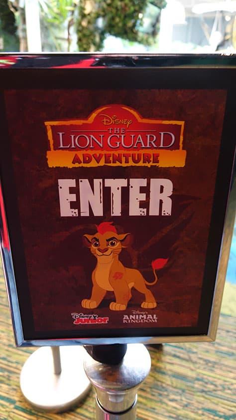 Lion Guard Adventure at Disney's Animal Kingdom (16)