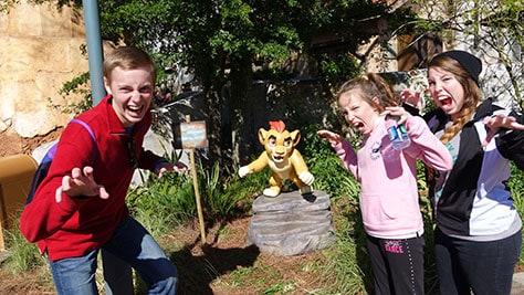 Lion Guard Adventure at Disney's Animal Kingdom (7)