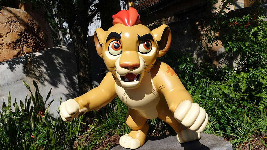 Lion Guard Adventure at Disney's Animal Kingdom (8)