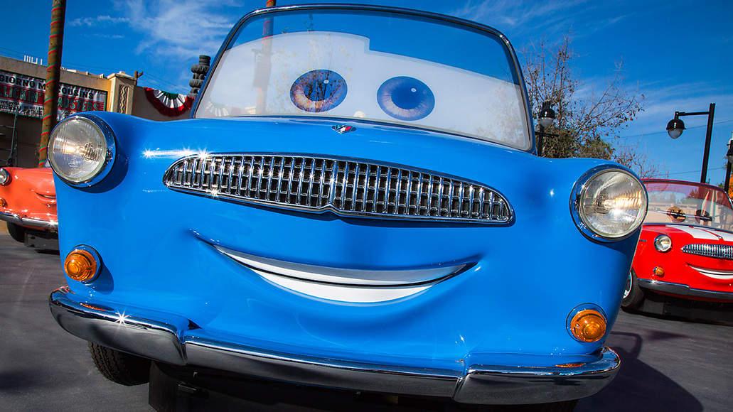 Luigi's Rollickin' Roadsters coming to Disney California Adventure