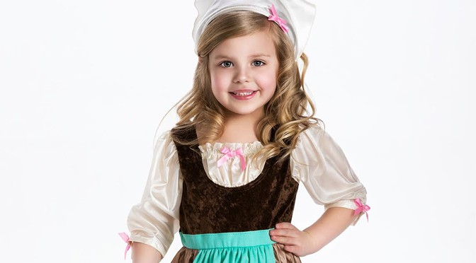 Mom Approved Costumes Cinderella Day Dress Giveaway