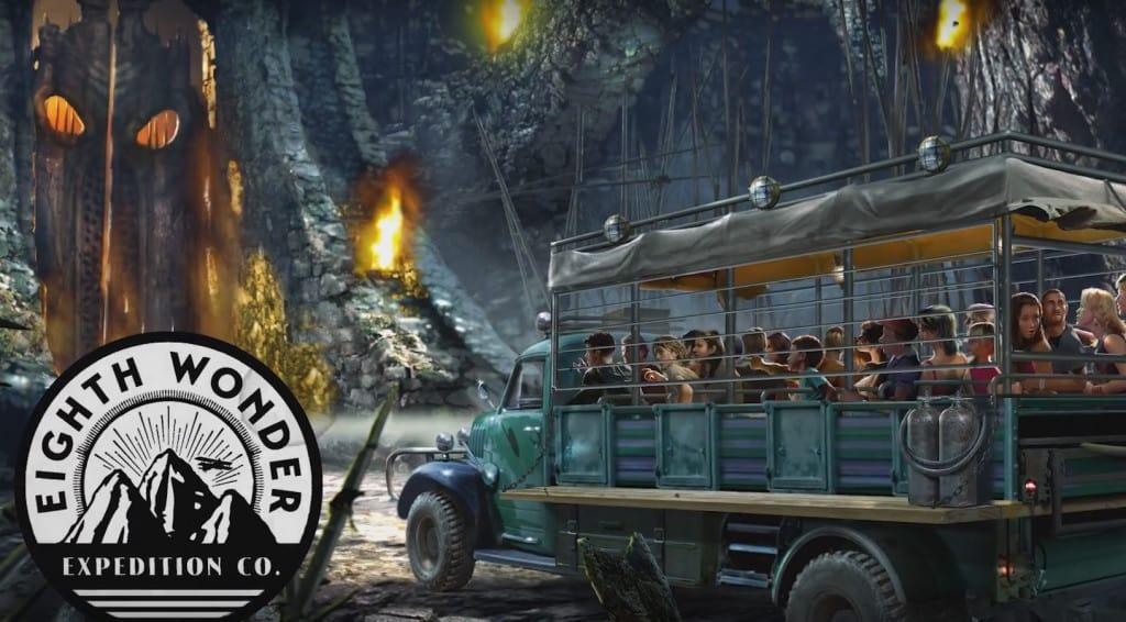 Skull Island Reign of Kong concept art truck