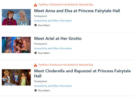 Anna and Elsa moving to Epcot May 27